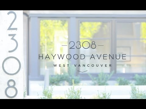 2308 Haywood Avenue, West Vancouver | Edith Chan - 360hometours.ca