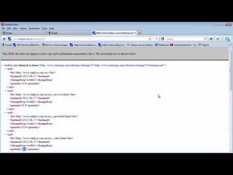 robots txt file sitemap xml file for seo beginners tutorials