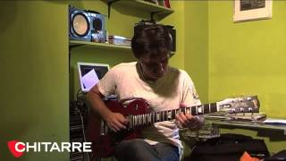 Blues - di Alex Massari - Chitarre Agosto 2012