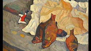 Still-life in Painting of 1950-1990s. The Leningrad School