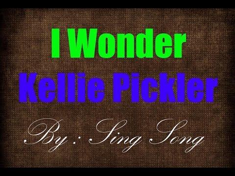 Kellie Pickler   I Wonder Karaoke No Vocal