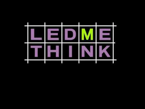 Metroland -  Led Me Think