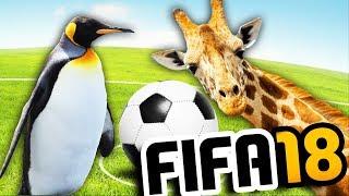 FIFA 18 + ANIMAUX