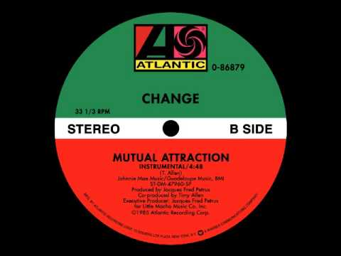 Change - Mutual Attraction (US 12'' instrumental)