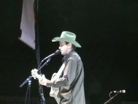 """Ricky Fugitt """"RED DIRT MUSIC"""" Zops Festival"""