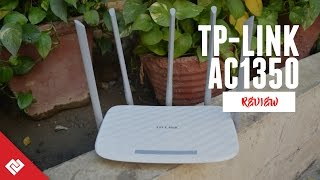 tP-Link Archer C60 Router Review & Price in India: 5 Antennas