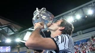 全豪オープンテニス2017 スーパープレー(HD)