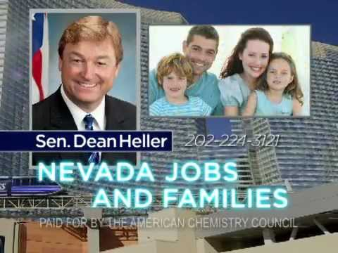 Support for Sen. Dean Heller (R-NV)