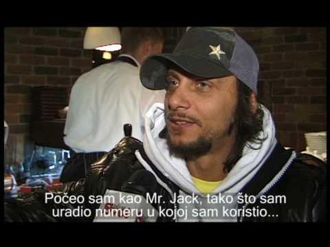JUNIOR JACK, Exclusive by Vesna Zakonovic Arezina