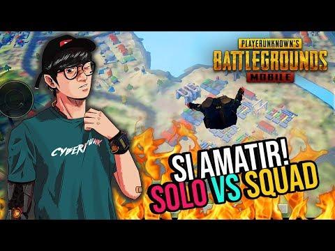 TURUN GEORGOPOL SOLO SQUAD ! - PUBG MOBILE INDONESIA