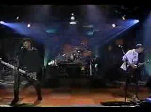 Kings X on Jon Stewart showDogman