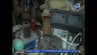 شاهد.. آثار انفجار مبنى الأمن الوطني على المحلات المجاورة