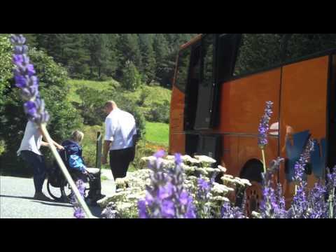 Andorra mit Rollstuhl