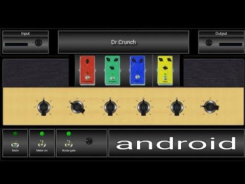 Review Effects Guitar Dramp.apk Dan Cara Mengoneksikanya Di Android