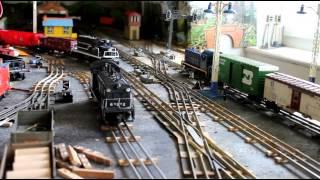 Gauge0 US electric and diesel trains