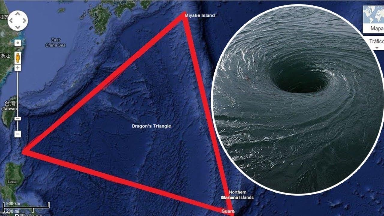 Bí Mật Chết Người Ở Vùng Biển Của Quỷ I Khoa Học Huyền Bí