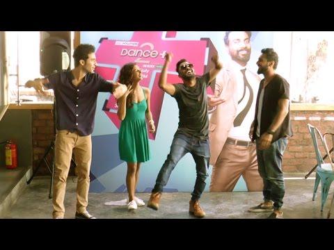Dharmesh Sir CRAZY Dance With Shakti, Raghav & Punit At Dance Plus Season  2 Launch