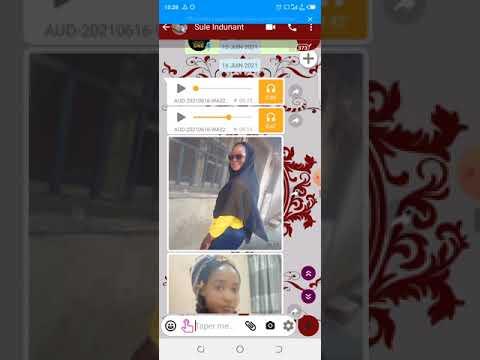 Download sabon video wata Yar Nigeria da ta zagi Yan niger