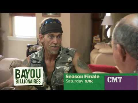 CMT's Bayou Billionaires - Top 5 Moments