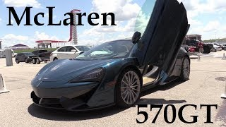 Taking a McLaren 570GT for a test drive