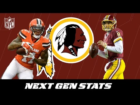 Terrelle Pryor and Kirk Cousins Match Made in Heaven? | Next Gen Stats | NFL Now