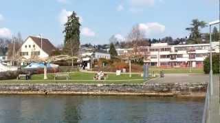 Gambar cover Stäfa - Zürich, вдоль озера пешком. Через Männedorf, Meilen, Zollikon u.s.w.
