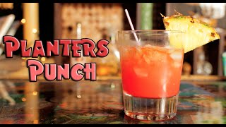 How to make a Planters Punch