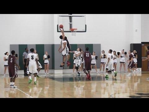 Norman North Basketball 2014 Highlights
