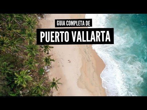 La guía de viajes más completa  para PUERTO VALLARTA 🌴☀