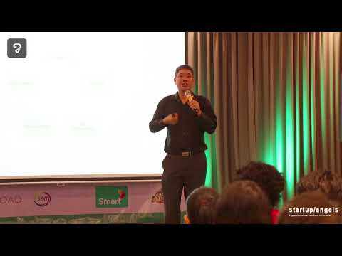 Startup&Angels Phnom Penh #2 - Mean In (Founder – KHCoin)