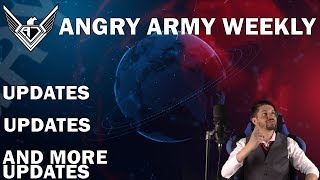 Angry Army Weekly | Updates, Updates, and more Updates