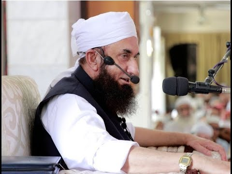 Molana Tariq Jameel Latest Bayan 19 October 2018