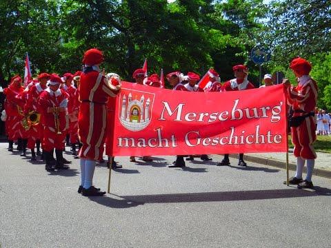 46. Merseburger Schloßfest 2015