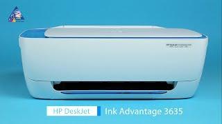 Обзор HP DeskJet Ink Advantage 3635