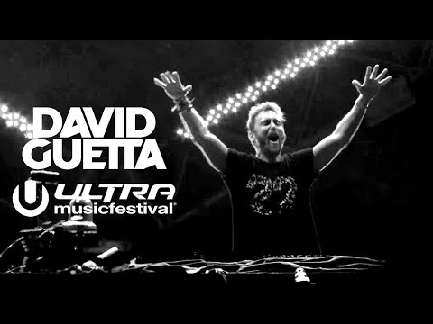 David Guetta Miami Ultra Music Festival 2018 Mp3