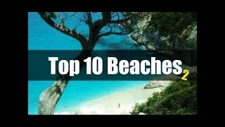 TOP 10 beaches of SARDINIA (Italy) Part 2 ✌