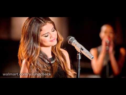 Come & Get It-Selena Gomez [Walmart Soundcheck] (Audio)