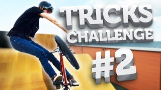 TRICKS CHALLENGE ! #2 feat UNICORN