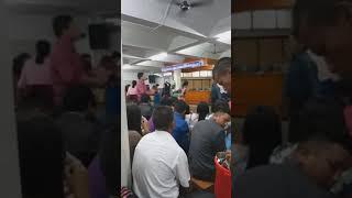 Missionary retreat, Home mission leh Cachar tlangram. A hmasa-in Yo...