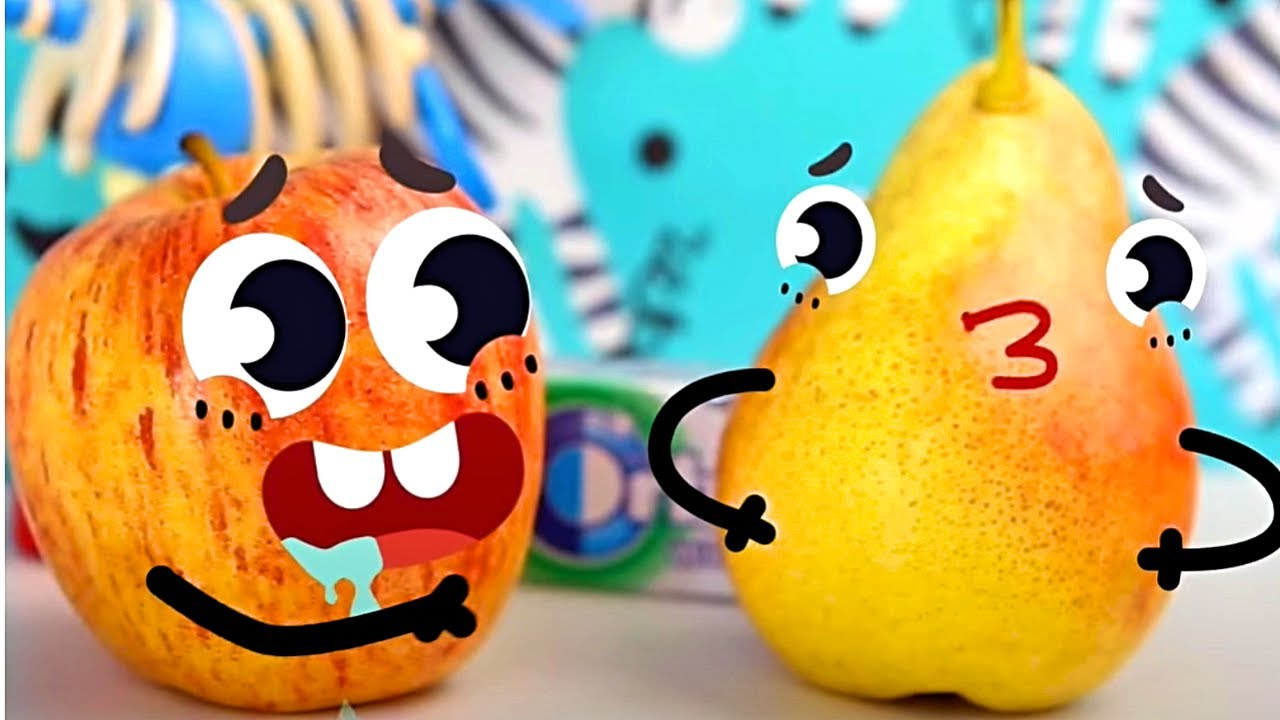 Romantic Stories Of Cute Fruits! Funny Food And Its Interesting Life! - 24/7 DOODLES