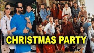 Taimur Ali Khan's Grand CHRISTMAS Party | Full Video | Ranbir Kapoor, Kareena , Saif, Karishma,