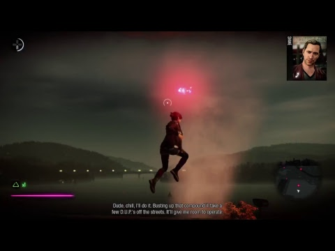 Infamous first light  playthrough part 3