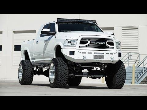 Custom Lifted Trucks V3   Diesel Shooter   Lewisville Autoplex