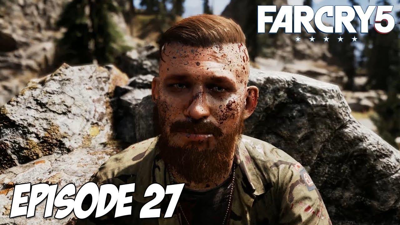 Far Cry 5 - J'lui met ce qu'il mérite   Episode 27