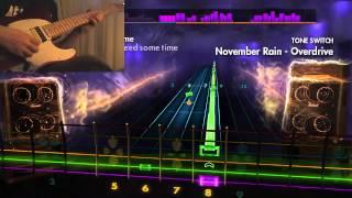 [First Attempt] November Rain - Guns N' Roses - 95% (Lead) (Custom Song)