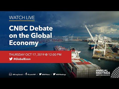CNBC Debate on