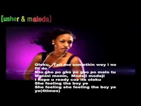 Ice prince Oleku ft Brymo + [usher & maleda]  {video}.