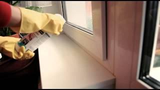Чистящее средство для пластика, обоев и окрашенных стен(После применения этого средства пластиковые профили ПВХ (подоконники, рамы, двери и пр.) снова становятся..., 2014-02-14T06:11:52.000Z)