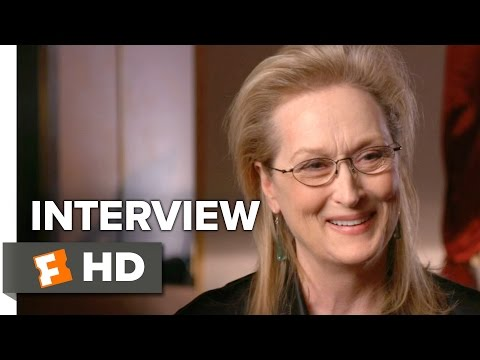 Florence Foster Jenkins Interview - Meryl Streep (2016) - Biography Movie