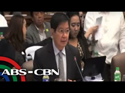 ANC Live: Customs says exec missing after failing to stop P6.4-B shabu smuggling